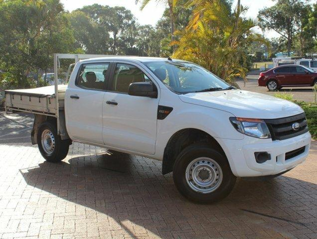 2013 Ford Ranger PX XL Double Cab 4x2 Hi-Rider