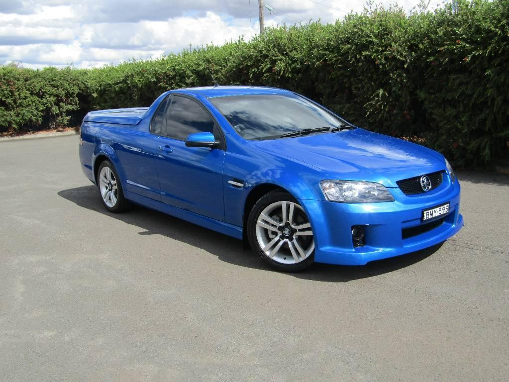 9 Holden COMMODORE VE MY09.5 SV6